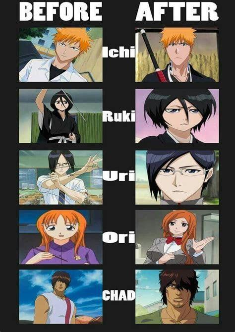 bleach characters    anime bleach