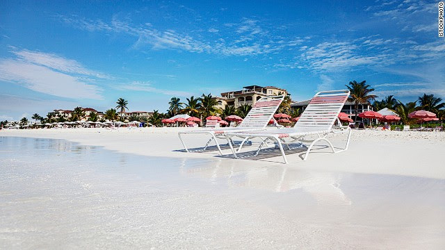 3. Grace Bay, Providenciales, Turks and Caicos Islands