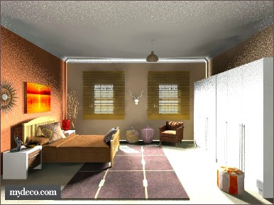 Pplump Picture Transformed African Home Decor Bedroom
