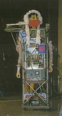 Bruce Lacey RosaBosom robot 85 robot x640 1965   ROSA BOSOM   Bruce Lacey (British)