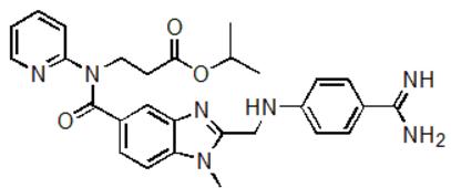 Dabigatran Isopropyl Ester Impurity