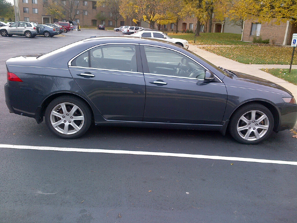 2005 Acura TSX - Overview - CarGurus
