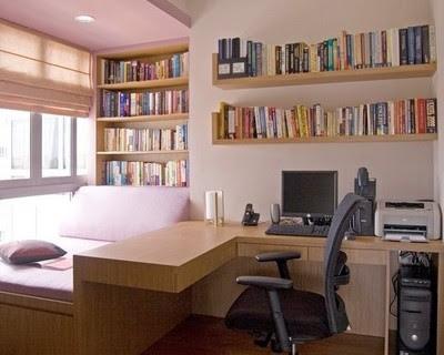 Studio Ideas contemporary home office
