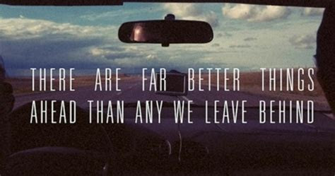 Rear View Mirror Quotes Past