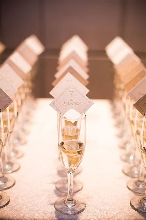 10 Gorgeously Creative Ideas for Wedding Place Cards