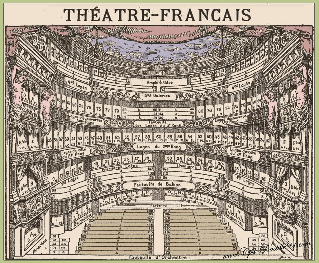 Teatr - nagłówek - Francuski przy kawie