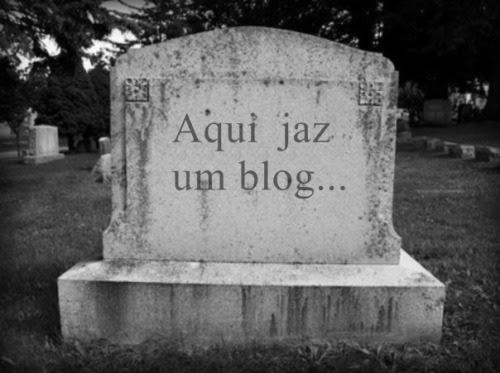 Os blogs morrem?