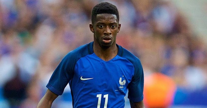 Dembele missing out as France reveal squad for upcoming international break