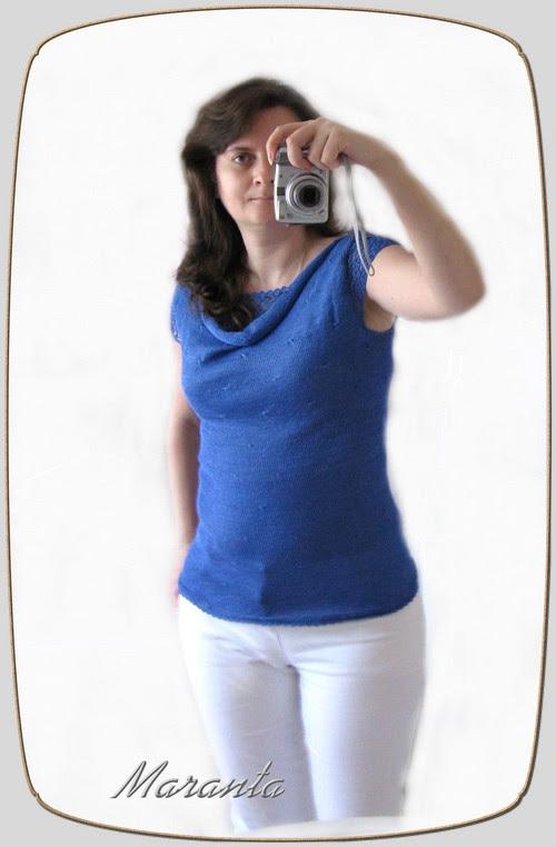 bluzeczka druty
