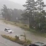 VIDÉO. A-t-il vraiment neigé sur la Côte d'Azur ce dimanche? Un spécialiste Météo-France répond