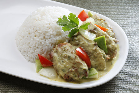 Korma_chicken
