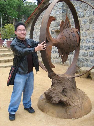 Fish Sculpture of Isla Negra 1