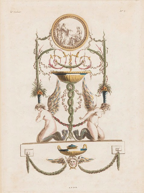 Nouvelle collection d'arabesques, 1810 a