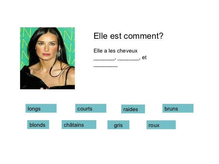 Opisywanie osób - ćwiczenie 5 - Francuski przy kawie