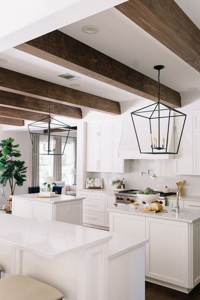 Popular Paint Color: Benjamin Moore White Dove - Home ...