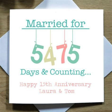 10 best Married Days Anniversary Card Collection images on