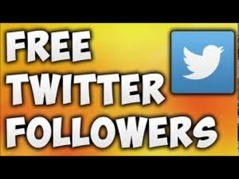 How to get more than 1000 twitter followers