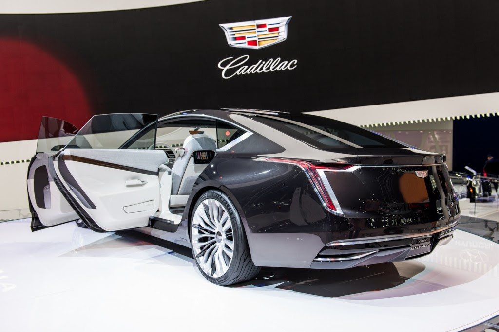 cadillac escala ct6 plug in debut in canada  gm authority