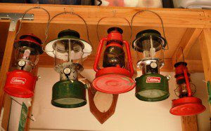My collection includes kerosene, gasoline and propane lanterns. The best  choice will depend on the situation, weight, safety and availability of fuel. (Pantenburg photo)