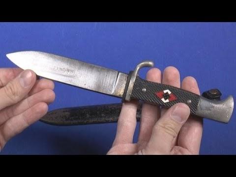 Hitlerjugend Dolch Blut : Ss Messer Blut Und Ehre - It