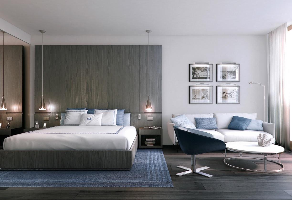 Hotel Room Decorinterior Design Ideas