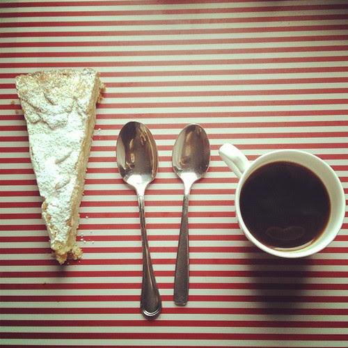 Quando un vera amica ti prepara colazione by la casa a pois