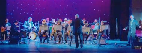 Leicester Big Band for Hire   Swing & Rat Pack Big Band