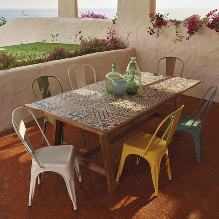 Muebles jardin tumbonas: Sillas comedor leroy merlin