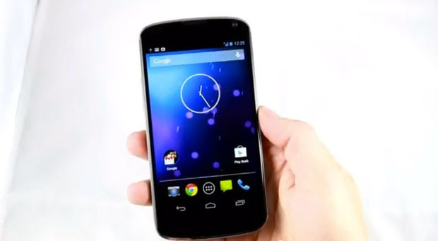 Nexus 4 leaked on video, Android 42 gets exposed alongside new LG hardware