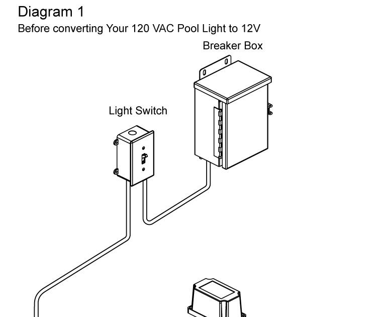 35 Unique Pool Light Wiring Diagram