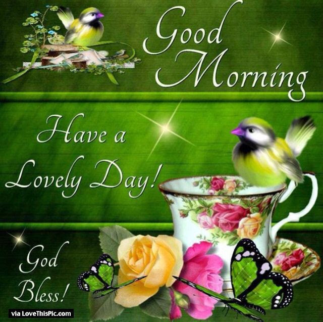 Cute Good Morning Wishes For A Lovely Day Nicewishes