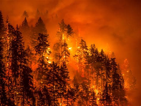 wildfire season   million acres  burning