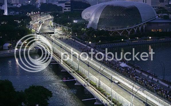 Noche GP Singapur 2008