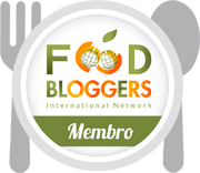 Membro do Food bloggers International Network