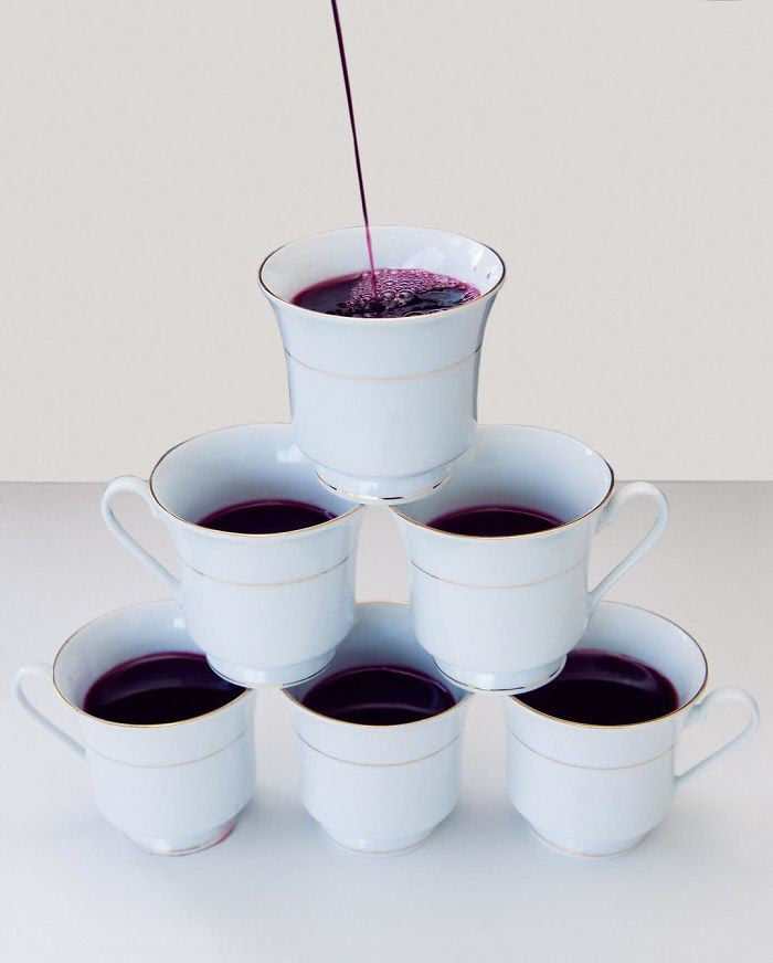 In Kansas, It's Illegal To Serve Wine In Teacups