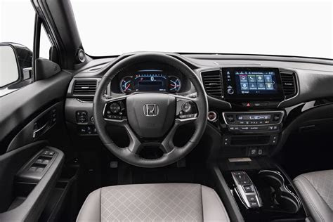 honda passport    space nicely