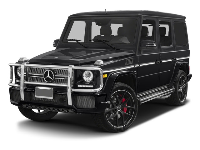 New 2018 Mercedes-Benz G-Class Prices - NADAguides-