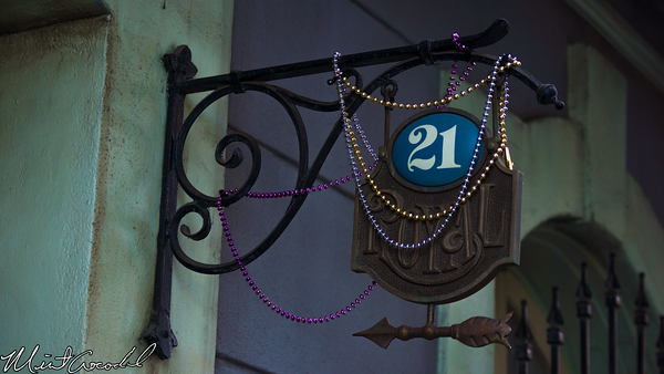 Disneyland Resort, Disneyland, New Orleans Square, Royal Courtyard, 21, Royal, Refurbishment, Refurbish, Refurb