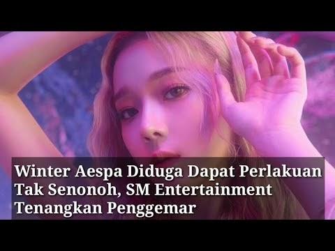 Winter Aespa Diduga Dapat Perlakuan Tak Sopan, SM Entertainment Tenangkan Penggemar