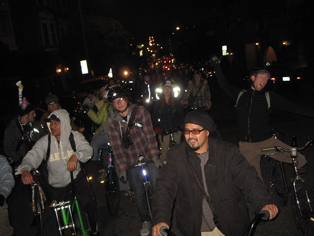bike lane invasion
