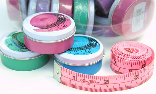 Little Tape Measures