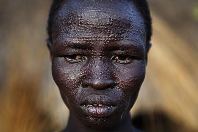 mulher Sudão
