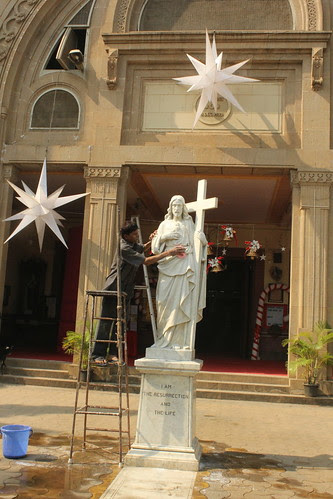 Even Jesus Needs A Makeover This Xmas by firoze shakir photographerno1