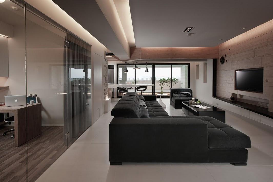 4 Sleek Interiors Where Wood Takes Center Stage