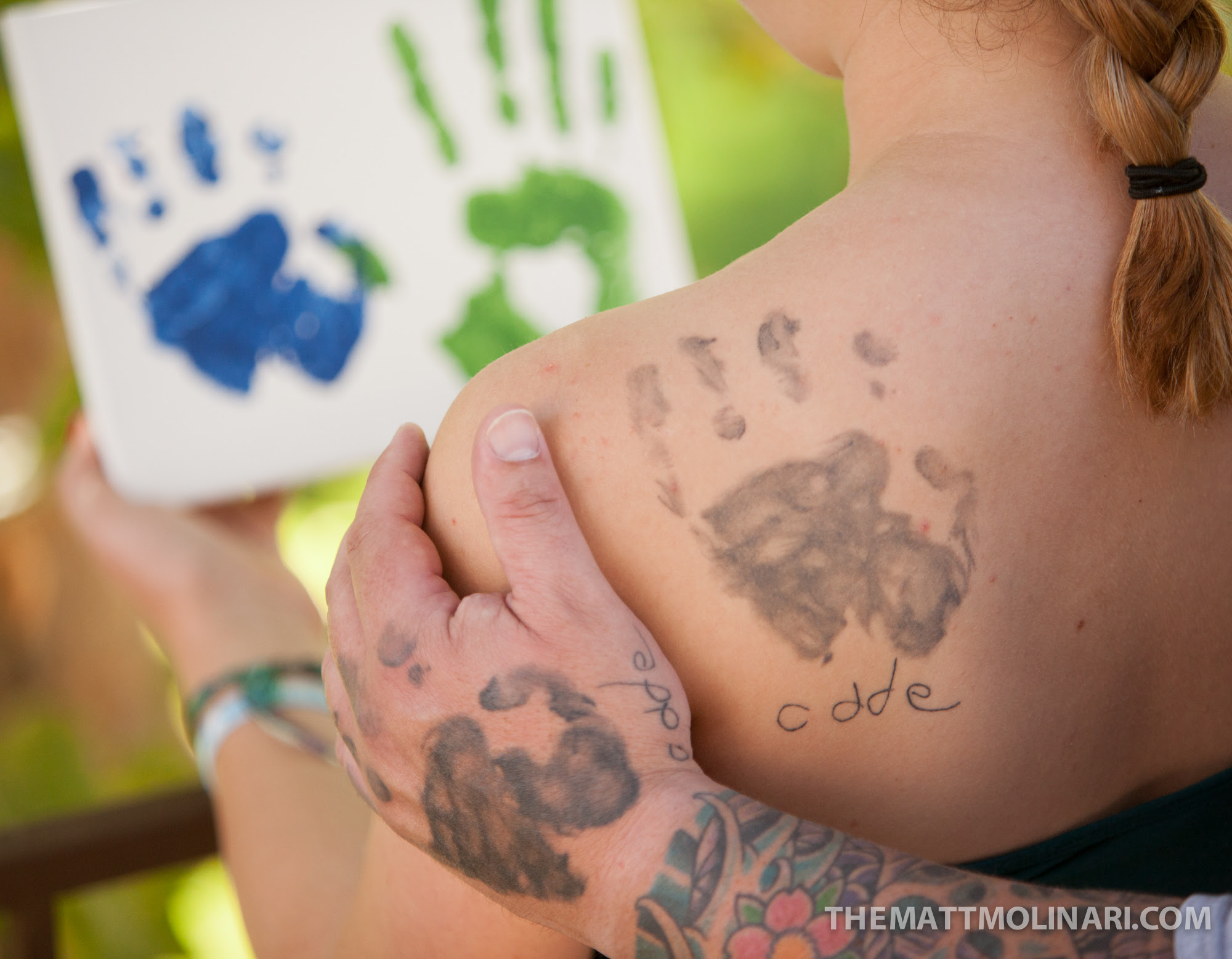 Griefink How Memorial Tattoos Ease Pain Of Loss