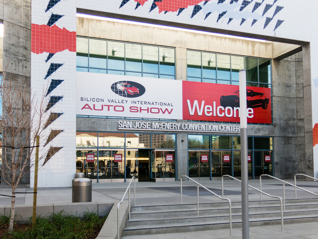 Silicon Valley International Auto Show Wisetrips Travel Blog - San jose international car show