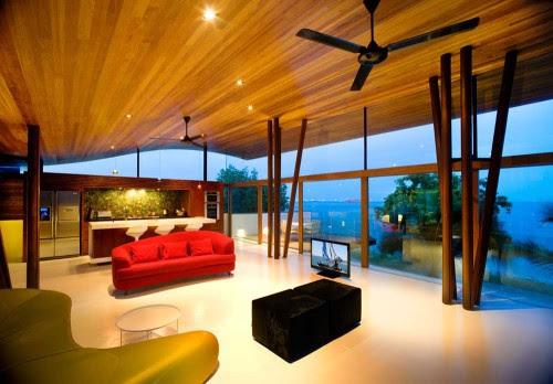 Living room design #5