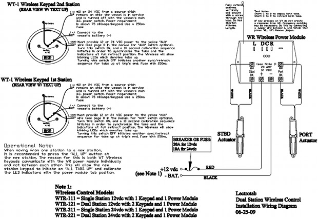 32 Bennett Trim Tab Wiring Diagram