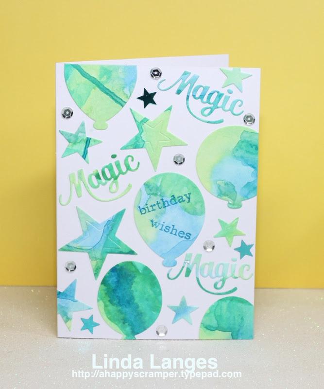 MFT Cool Colours Card