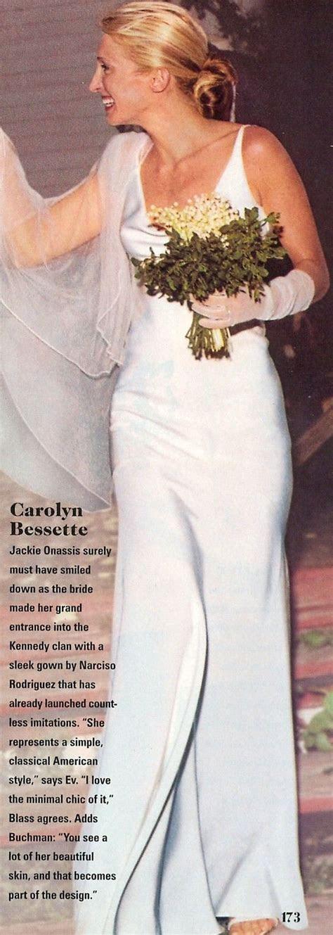 Best 25  Carolyn bessette wedding ideas on Pinterest